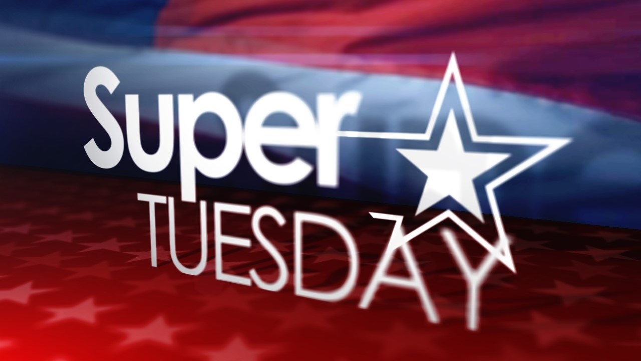 Super Tuesday 2020