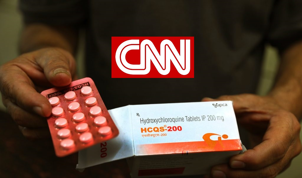 CNN Hydroxychloroquine