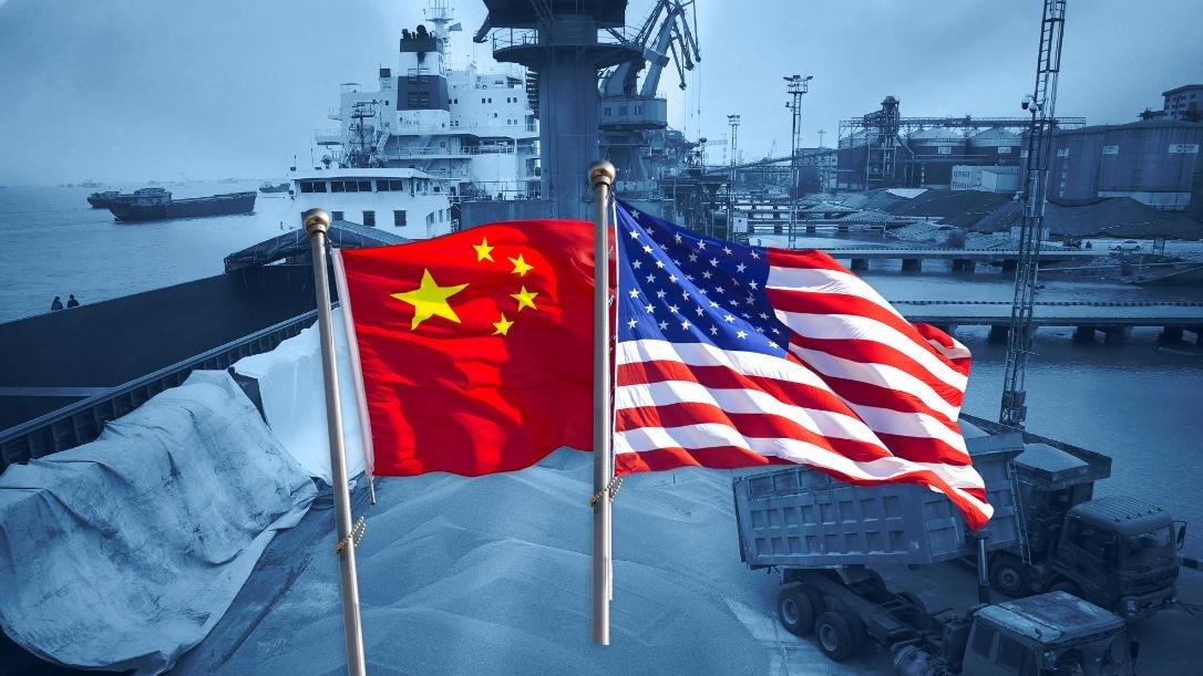 China USA at War