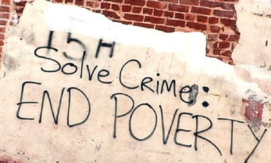 Poverty Crime