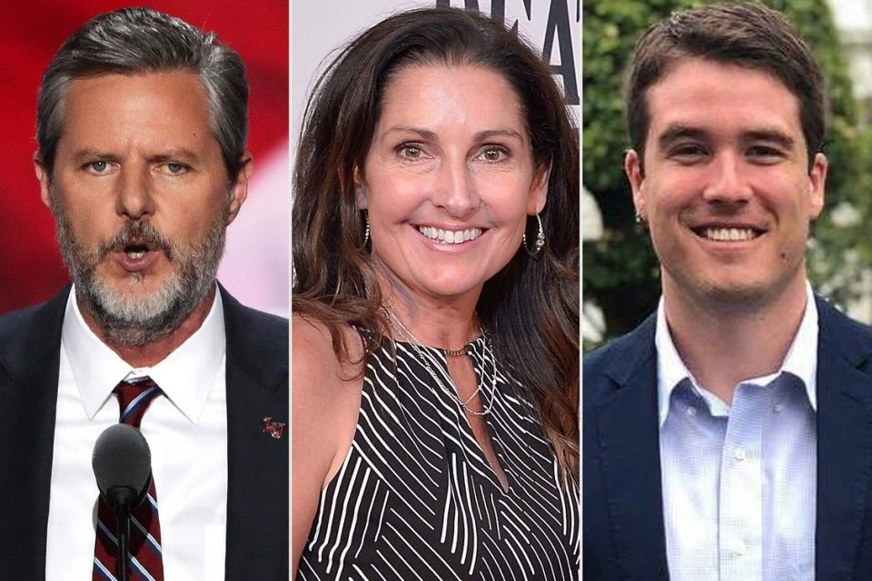 Jerry Falwell Jr Scandal