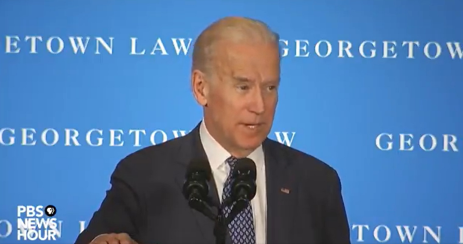 Biden on SCOTUS Confirmations