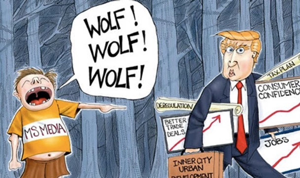 Democrats Cry Wolf